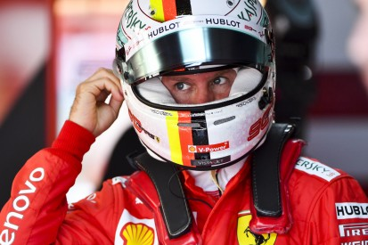 """Ferrari-Protest: Was Vettel jetzt """"doof und scheiße"""" findet"""