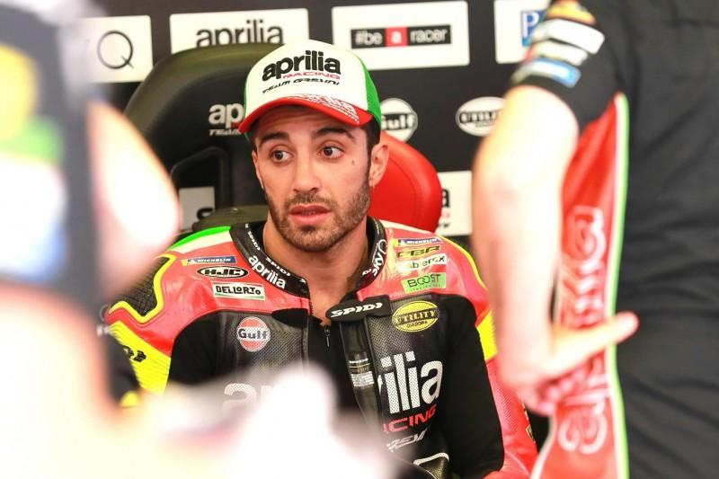 "Aprilia-Pilot Iannone glaubt: ""Lorenzo hat es leichter als ich"""