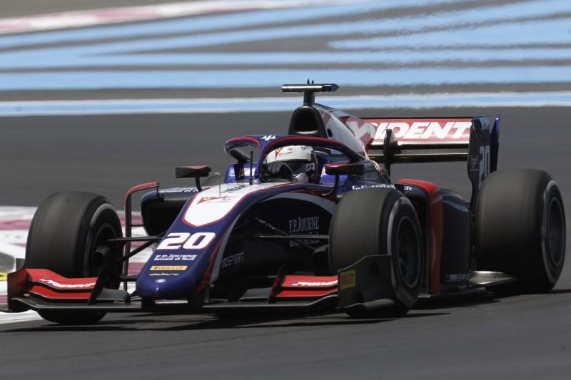 Formel-2-Crash Alesi und Deletraz: Saftige Strafe für Verursacher Alesi