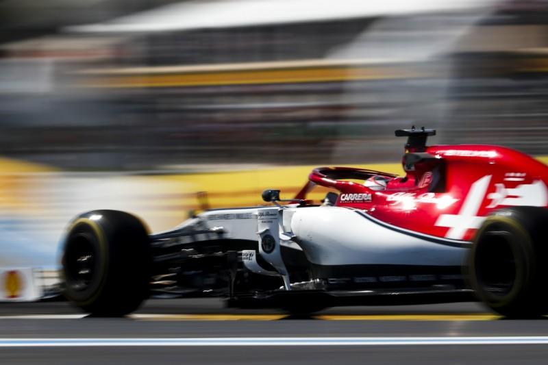 Entwicklungsrennen im Mittelfeld: Räikkönen über Unterschied zu Topteams