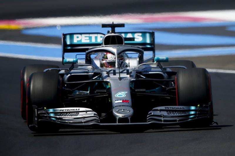 Formel-1-Qualifying Frankreich: Rekord-Pole für Mercedes!