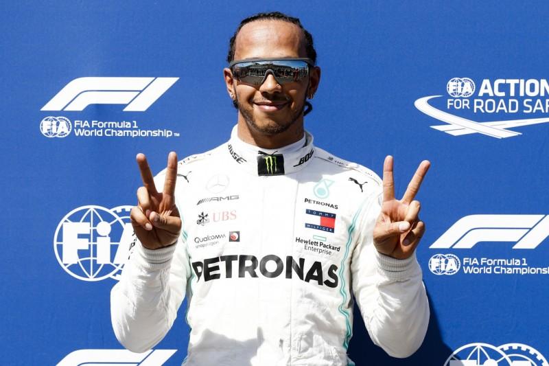 Probleme mit dem Wind: Warum Hamilton in Q3 wieder vorne war