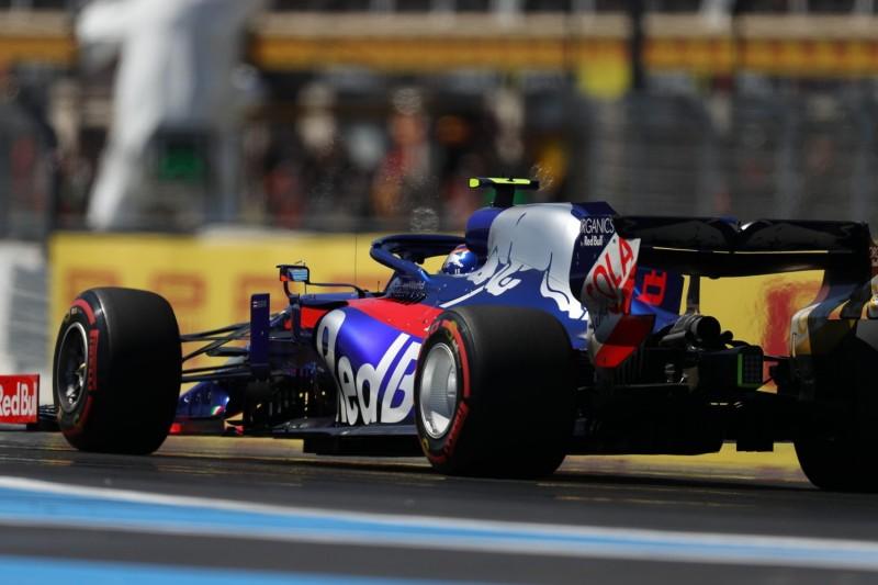 """Toro Rosso: In Q1 wäre beinahe der """"falsche"""" Fahrer aufgestiegen"""