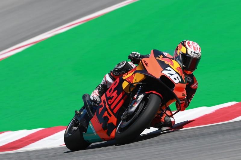KTM-Testpilot Dani Pedrosa vergleicht seine Arbeit mit der bei Honda