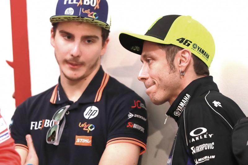Valentino Rossi traut Baldassarri den MotoGP-Aufstieg zu