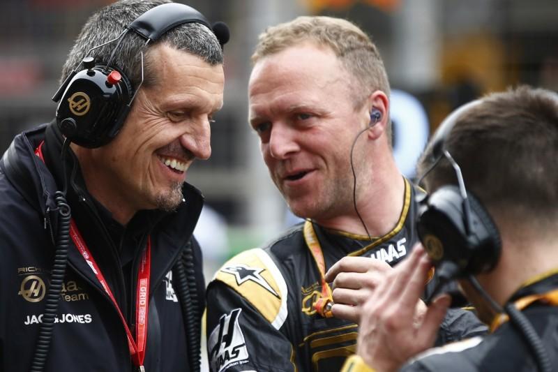 Erfolgreicher Fake-Account: Haas-Teamchef Steiner kann drüber lachen