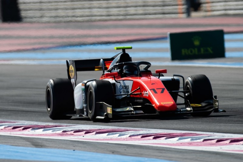 Zu viele Strafpunkte: Raghunathan für Formel 2 in Österreich gesperrt
