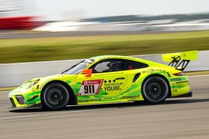 24h Nürburgring: Zeitstrafe kostet Manthey-Porsche sicher geglaubten Sieg