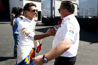 Nach P5 im Qualifying: Norris will McLaren-Vertrag verlängern