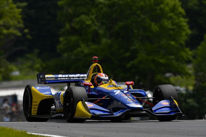 IndyCar Elkhart Lake: Alexander Rossi dominiert nach Belieben