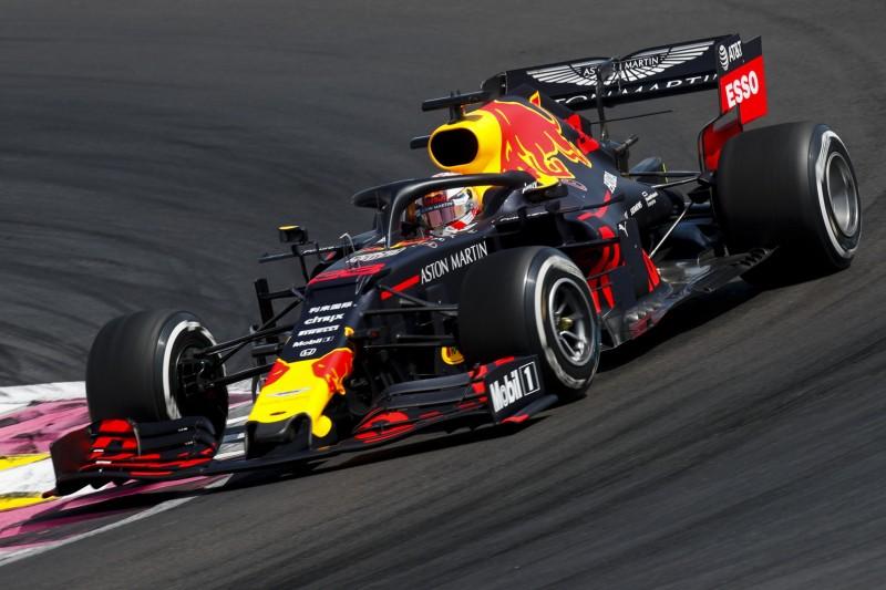 """Red Bull ohne """"magisches Gaspedal"""": Verstappen fehlt Topspeed"""