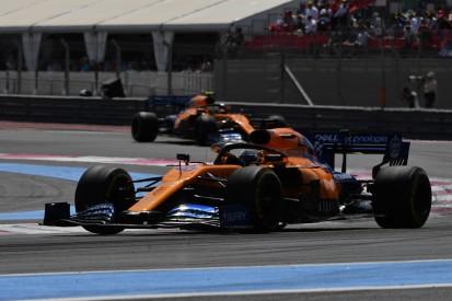 Sainz zufrieden: McLaren endlich viertschnellstes Team