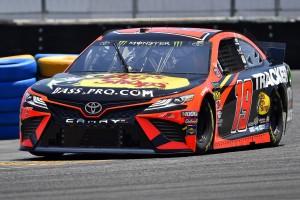 NASCAR Sonoma: Martin Truex Jr. schreibt Geschichte