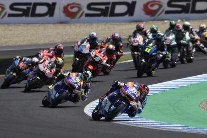 """""""Meilenweit weg"""": Tom Lüthi vergleicht neue Triumph-Moto2 mit MotoGP"""
