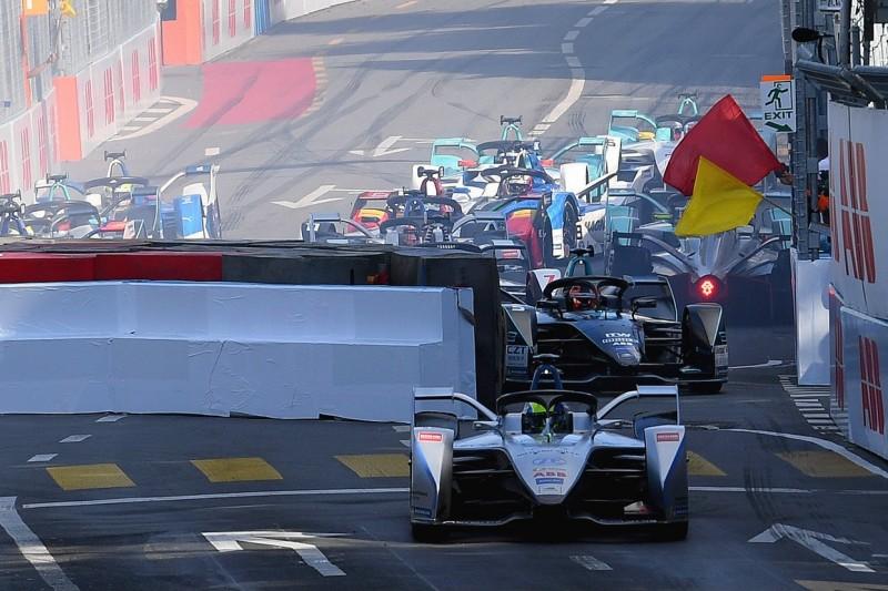 Rote Flagge: Wäre das Formel-E-Startchaos in Bern vermeidbar gewesen?