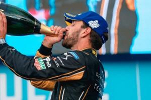 """Nach Le Mans: Vergne vom """"Zombie"""" zum Formel-E-Rennsieger"""