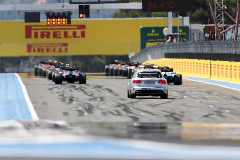 Schneller Start überrascht Fahrer: FIA-Rennleiter verteidigt Vorgehen