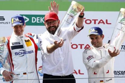 """""""Uhr tickt"""": Unerwarteter Nürburgring-Sieg für die alten Hasen im Phoenix-Audi"""