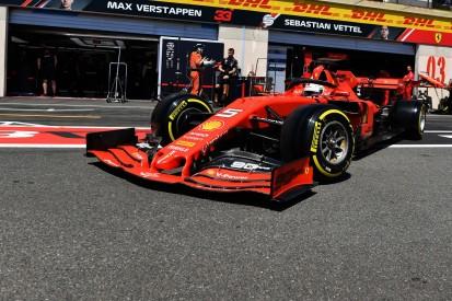"""Ferrari betont: """"Arbeiten nicht an einem B-Auto!"""""""