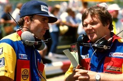 """Head über den Williams-Crash: """"Frank war beinahe dreimal klinisch tot"""""""