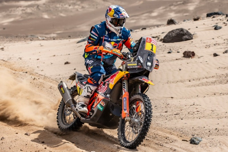 """""""Zu einem Sprint-Enduro geworden"""": KTM kritisiert Entwicklung der Rallye Dakar"""