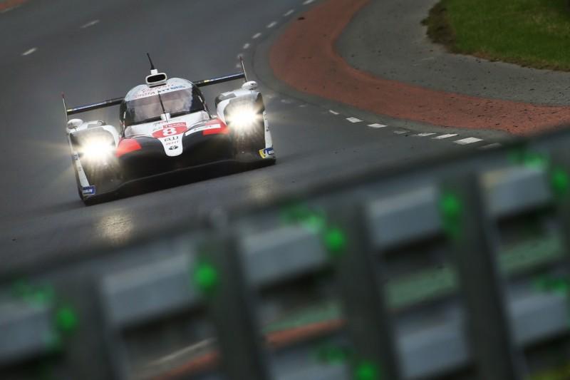 Erfolgsbalast in der LMP1? Toyota ist gesprächsbereit