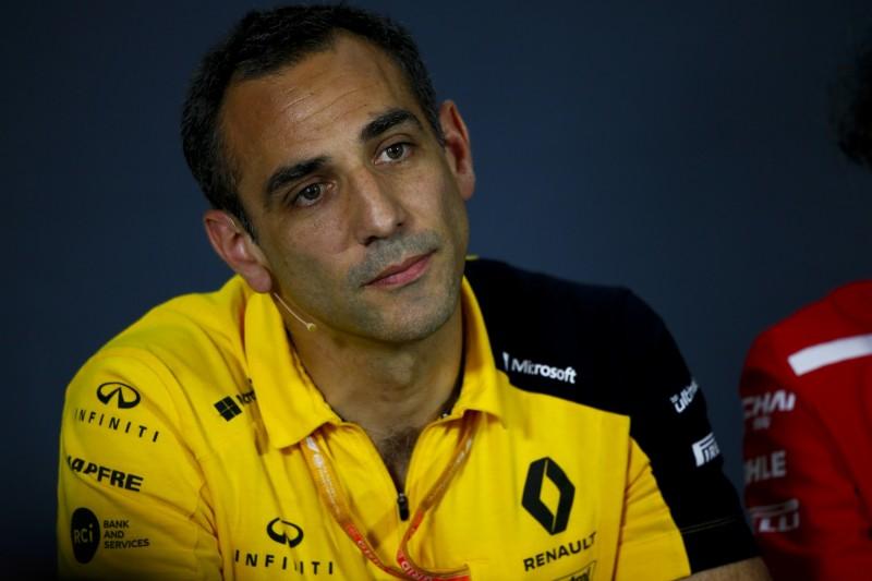 Renault-Teamchef wegen erstarkter McLaren nicht besorgt