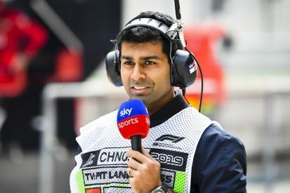 """Chandhok von Ferrari-Beweis überrascht: """"Fand ich seltsam ..."""""""