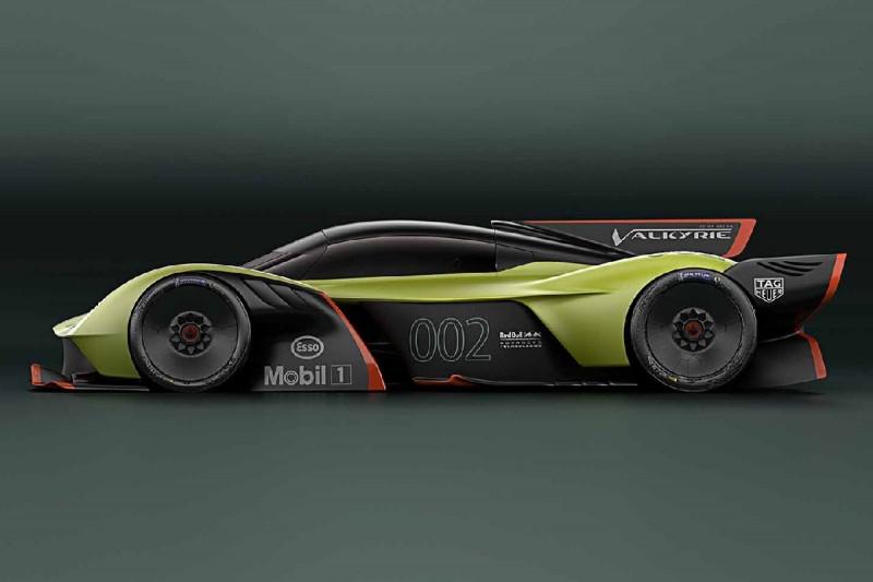 Aston Martin erwägt Kundenvariante des Valkyrie