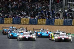Fotostrecke: Die 24h Le Mans 2019 in Zahlen