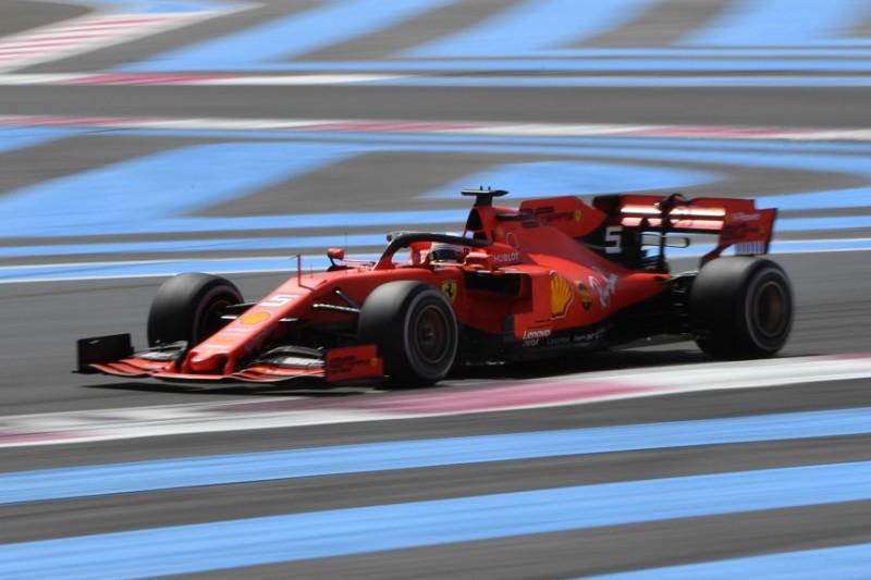 Schnellste Rennrunde: Warum war Vettel gegen Hamilton so langsam?