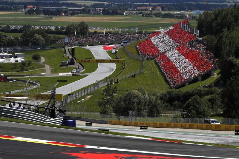 Formel-1-Wetter Österreich: Hitze-Wochenende für Spielberg angesagt