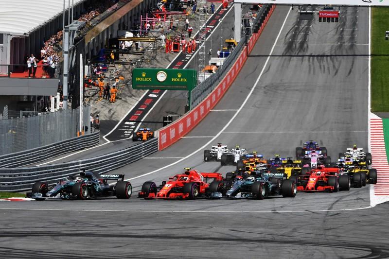 TV-Übertragung F1 Österreich: Übersicht, Zeitplan & Live-Streams
