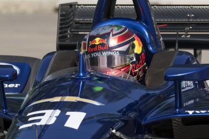 Red-Bull-Junior Patricio O'Ward vor Formel-2-Debüt in Spielberg