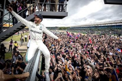 Lewis Hamilton: Silverstone muss bleiben, London kann kommen!