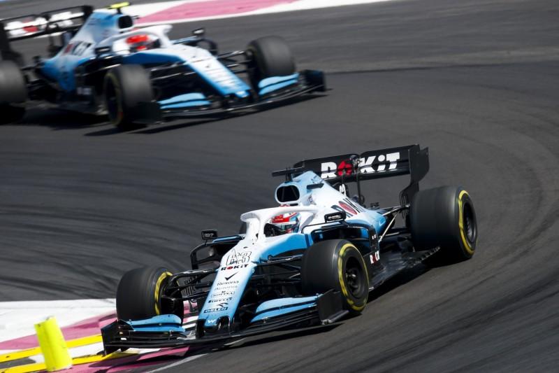 Williams: Duell Kubica/Russell abgehakt - Rennen in Spielberg ebenfalls