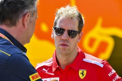 """Sebastian Vettel: """"Werde nächstes Jahr auch hier sein"""""""