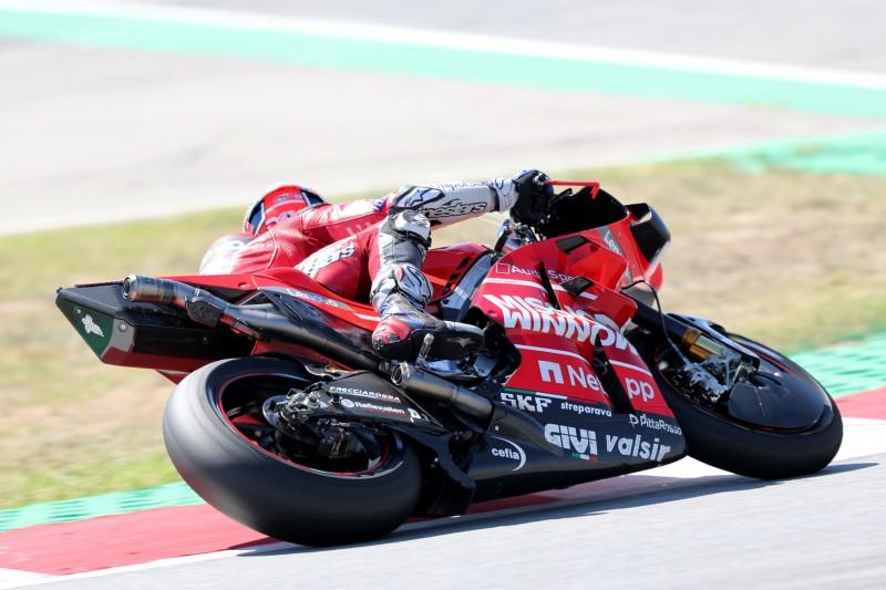 Ducati: Weiterer Test für neues Chassis am Assen-Wochenende