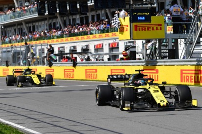 "Renault-Duell: Hülkenberg ""schmeckt"" Ricciardos Quali-Stärke nicht"
