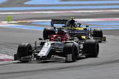 """Räikkönen und der Alfa-Aufschwung: """"Nichts anders gemacht ..."""""""