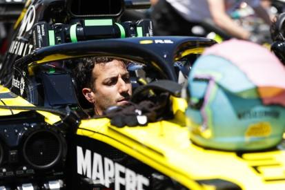"""Daniel Ricciardo: Eine Strafe ja, aber zwei waren """"ziemlich hart"""""""