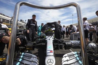 Formel-1-Live-Ticker: Motorproblem bei Valtteri Bottas im ersten Training