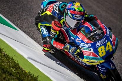 Moto3 Assen FT2: Kornfeil übernimmt die Spitze, WM-Leader Canet stürzt