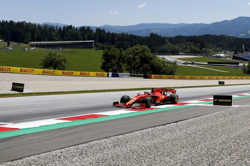 """Mehr Asphaltauslauf in Spielberg laut Vettel """"nicht relevant"""""""