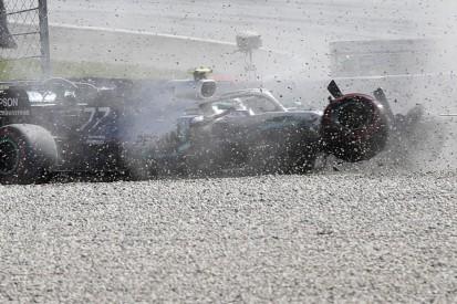 Formel-1-Training Österreich: Abflüge von Bottas, Vettel und Verstappen!