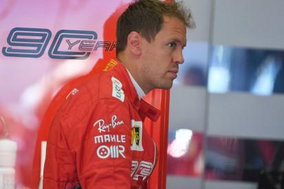 """Ohne Updates: Ferrari muss """"vorsichtig"""" sein, warnt Vettel"""