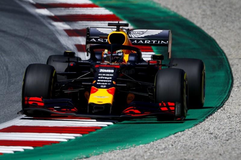 Max Verstappen: Red Bull verliert nicht nur auf den Geraden