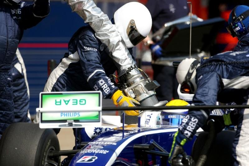 Für mehr Action: Nico Rosberg wünscht sich Rückkehr der Tankstopps