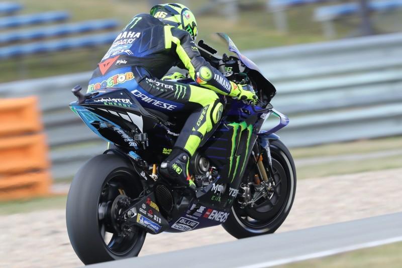 MotoGP FT3 in Assen: Track-Limits missachtet, Valentino Rossi in Q1
