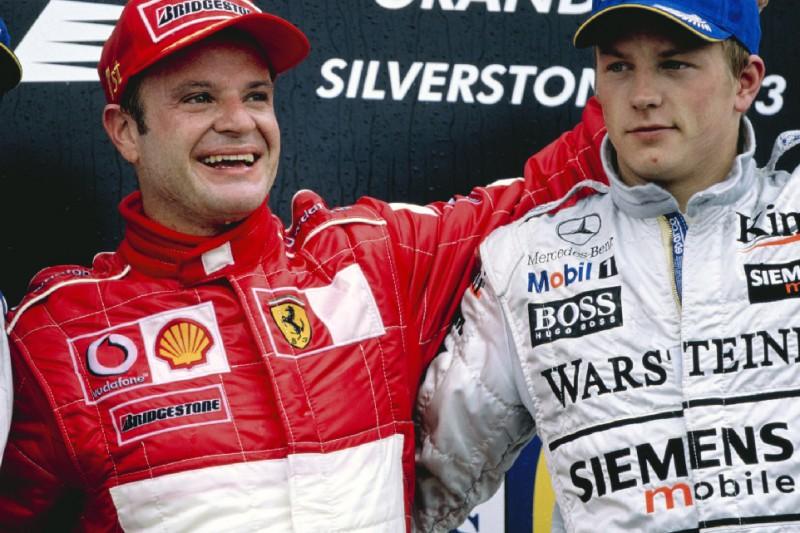 300 Rennen: Kimi Räikkönen juckt der Barrichello-Rekord nicht